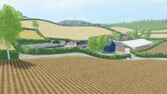 Higher Hills v2.4 para Farming Simulator 2015