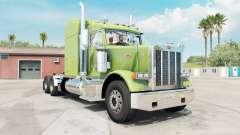 Peterbilt 378 Low Roof Sleeper para American Truck Simulator