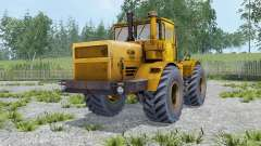 Kirovets K-701 color naranja para Farming Simulator 2015