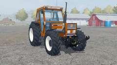 Fiat 110-90 DT front loader para Farming Simulator 2013