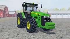 John Deere 8430 manual ignition para Farming Simulator 2013
