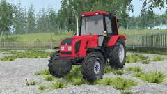 MTZ-1025.4 Belaus para Farming Simulator 2015