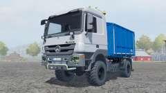 Mercedes-Benz Actros kipper (MP3) para Farming Simulator 2013