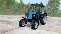 MTZ-82.1 Belarús color azul para Farming Simulator 2017