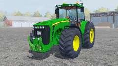John Deere 8530 islamic green para Farming Simulator 2013