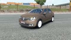 Renault Symbol 2012 para Euro Truck Simulator 2