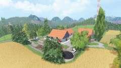 Wild Creek Valley v3.4 para Farming Simulator 2015