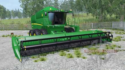 John Deere S550 Brazilian version para Farming Simulator 2015