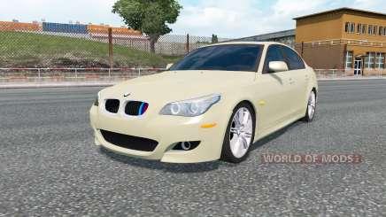 BMW 520d M Sport (E60) 2005 para Euro Truck Simulator 2