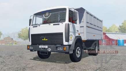 MAZ-5551А2-4327 para Farming Simulator 2013