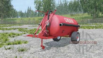 Creina CV 3200 para Farming Simulator 2015