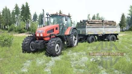 MTZ-1523 Bielorrusia para MudRunner