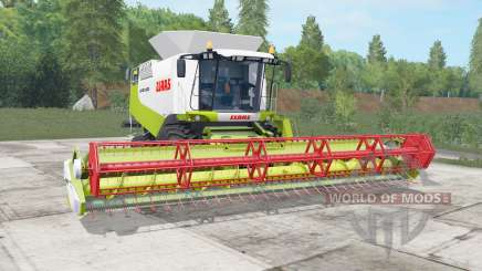 Claas Lexion 600 full pack para Farming Simulator 2017