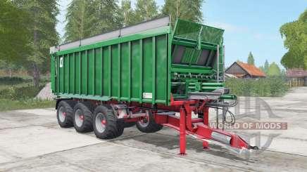 Kroger Agroliner TAW 30 pigment green para Farming Simulator 2017