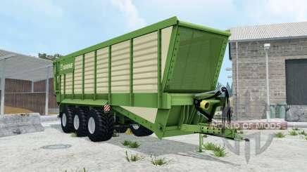 Krone TX 560 D para Farming Simulator 2015