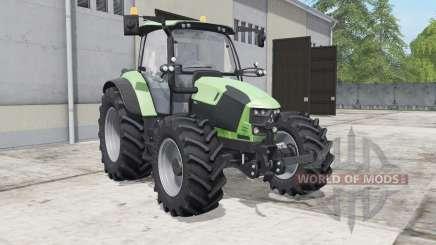 Deutz-Fahr 5110 TTV feijoa para Farming Simulator 2017