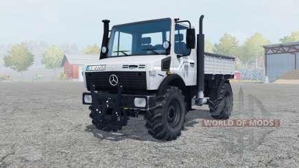 Meᶉcedes-Benz Unimog U1450 (Bᶉ.427) para Farming Simulator 2013