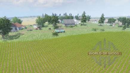 De la región occidental para Farming Simulator 2013