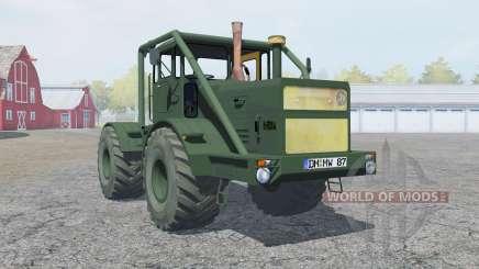 Kirovets K-700A, de color verde oscuro para Farming Simulator 2013