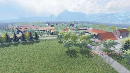 Pullhausen para Farming Simulator 2013