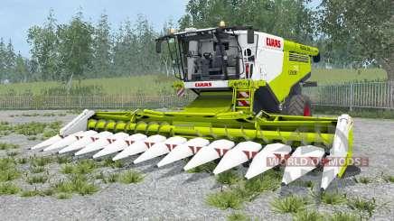 Claas Lexion 770 TerraTrac rio grande para Farming Simulator 2015