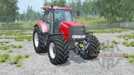 Case IH Puma 225 CVX double wheels para Farming Simulator 2015