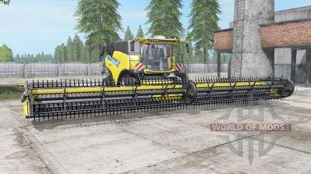 New Holland CR10.90 ripe lemon para Farming Simulator 2017