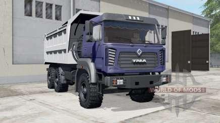 Ural-5557 M para Farming Simulator 2017