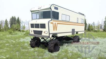 Winnebago Indian Monster para MudRunner