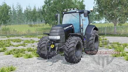 Case IH Puma 160 CVX eerie black para Farming Simulator 2015