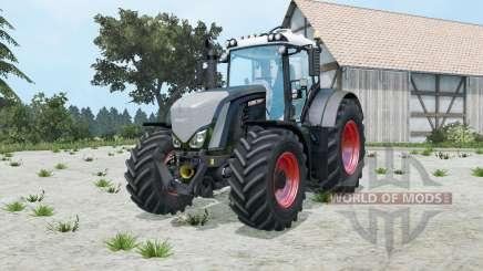 Fendt 939 Vario Black Beauty para Farming Simulator 2015