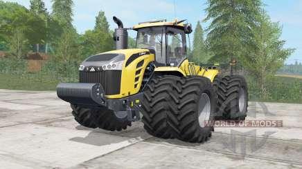 Challenger MT945-975E back hitch para Farming Simulator 2017