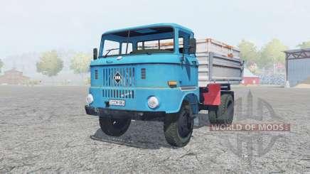 IFA W50 L process cyan para Farming Simulator 2013