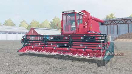International 1480 Axial-Flow dual front wheels para Farming Simulator 2013