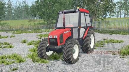 Zetor 5340 front loader para Farming Simulator 2015