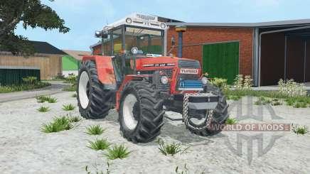 ZTS 14245 sunset orange para Farming Simulator 2015