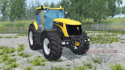 JCB Fastrac 8310 golden dream para Farming Simulator 2015