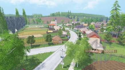 Dolgosfalva v1.1 para Farming Simulator 2015
