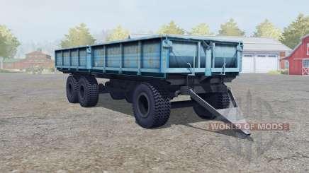 PTS-12 moderada de color azul para Farming Simulator 2013