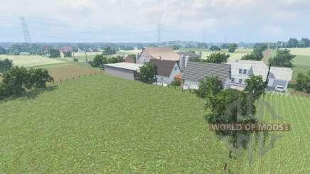 Klein Neudorf para Farming Simulator 2013