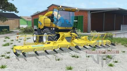 New Holland FR9090 attachments para Farming Simulator 2015