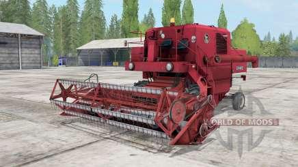 Bizon Z040 para Farming Simulator 2017