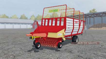 Pottinger EuroBoss 330 T pigment red para Farming Simulator 2013