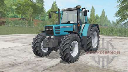 Fendt Favorit 511-515 C para Farming Simulator 2017