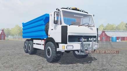 Skoda-LIAZ 29.33 front hydraulics para Farming Simulator 2013