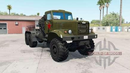 KrAZ-258 para American Truck Simulator