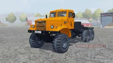 KrAZ-258 para Farming Simulator 2013