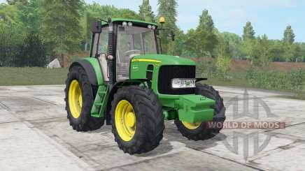 John Deere 6000&7000-series Premium para Farming Simulator 2017