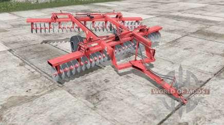 TD700 para Farming Simulator 2017