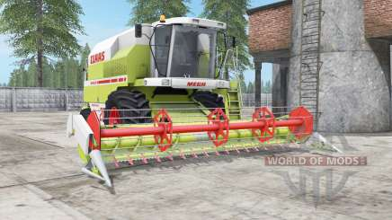 Claas Dominator 208 Mega june bud para Farming Simulator 2017